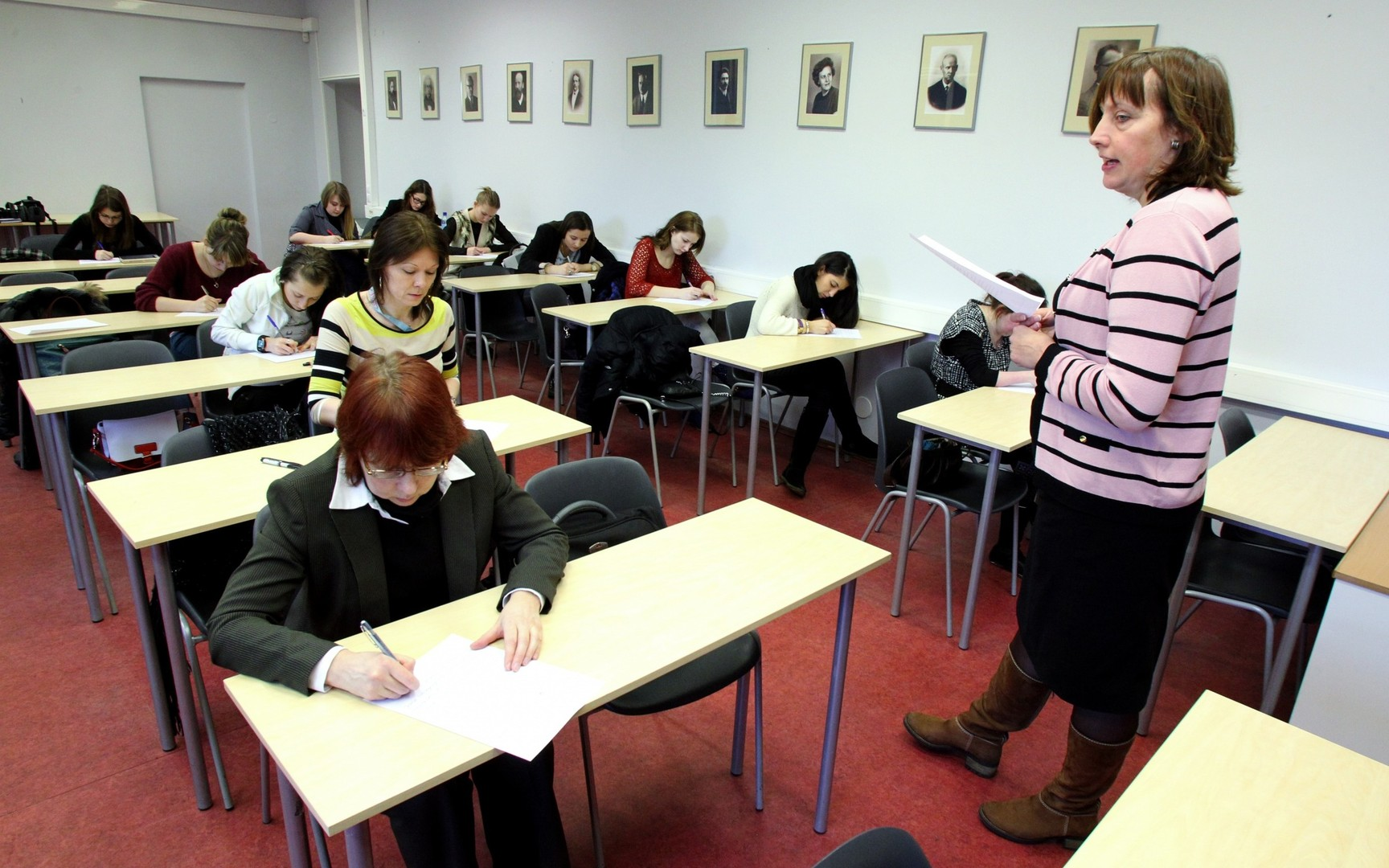 Is it helpful to improve English listening skills for the IELTS test by dictation?
