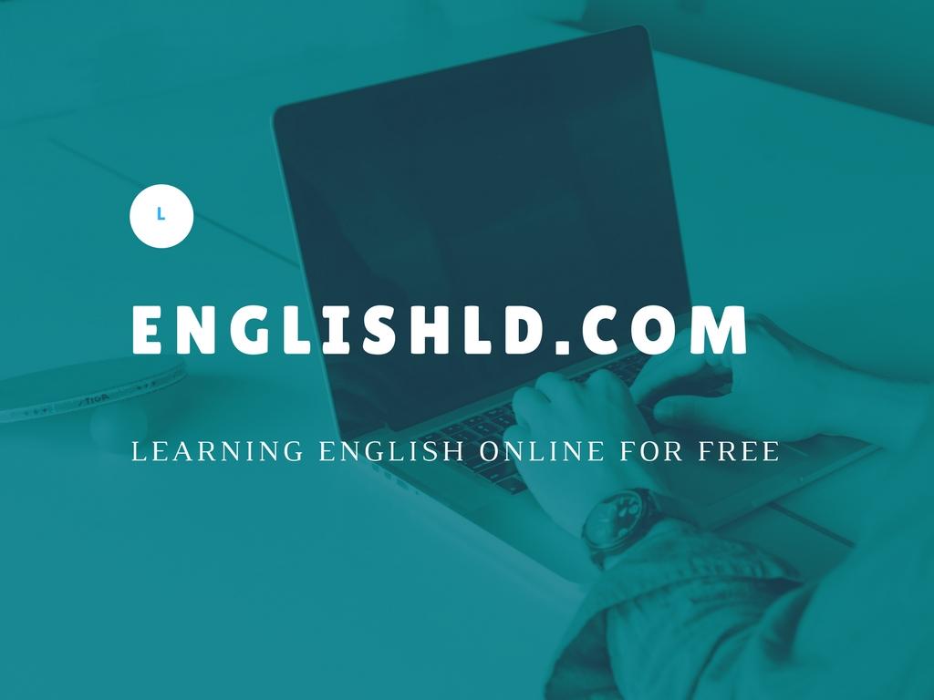 Hướng dẫn tự học tiếng Anh với EnglishLD.com